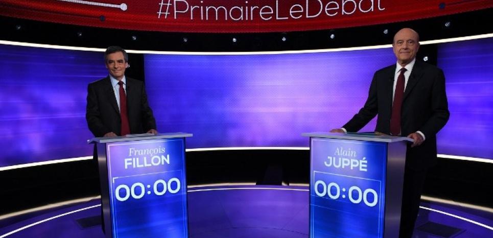 FRANCE-POLITICS-VOTE-PRIMARIES-RIGHTWING-REPUBLICAINS